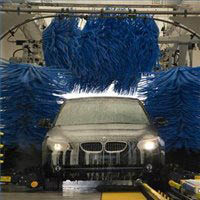 Full service car wash automated in Palmdale