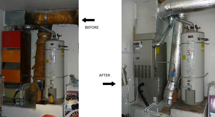 Residential & Commercial water heater repair and replacement