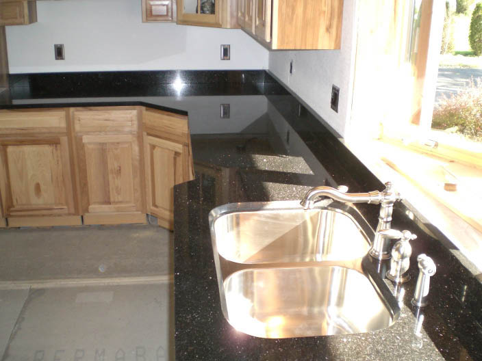 Granite & Marble by Design in Oak Creek, WI has the access to the BEST SELECTION of exotic granite, marble, Quartz for your Kitchen