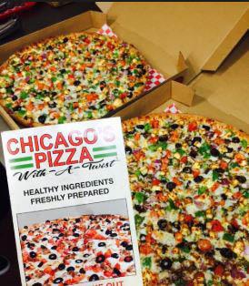 ZPizza in Fremont, California