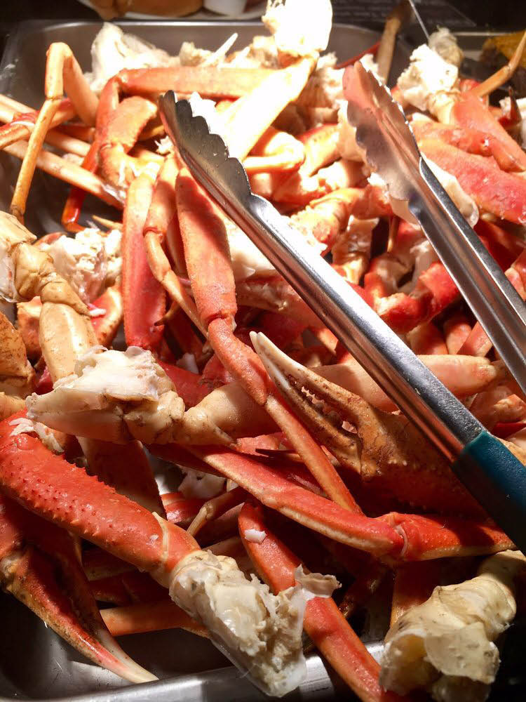 Captain Ray's Buffet & Sushi - Jumbo Crab Legs and Soft Shell Crabs