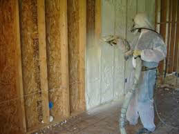 Get spray foam insulation in Goose Creek