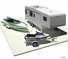 Store your boat, travel trailer or large vehicle close to Daytona Beach, FL