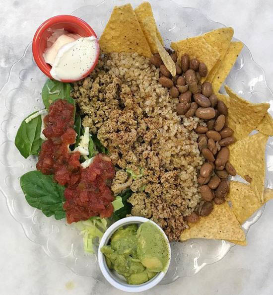 Enjoy a health breakfast, lunch or dinner at Cafe Organique in Kirkland, Washington - organic and gluten free dining - soups - sandwiches - salads - juice bar - smoothies