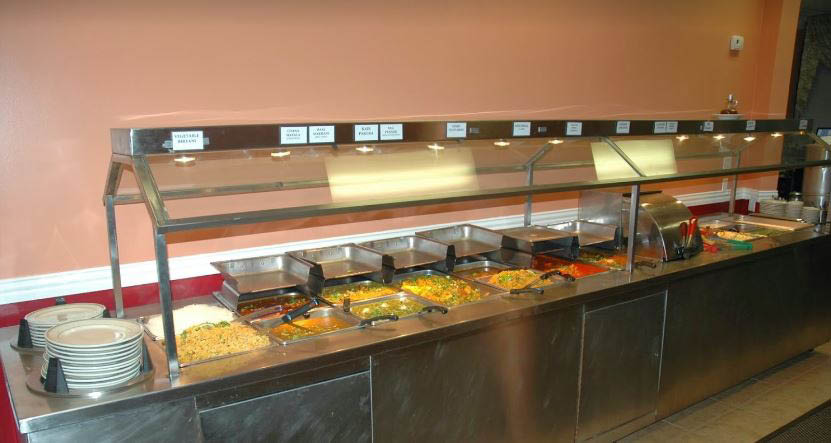 Our buffet offers traditional Indian recipe dishes for every family member