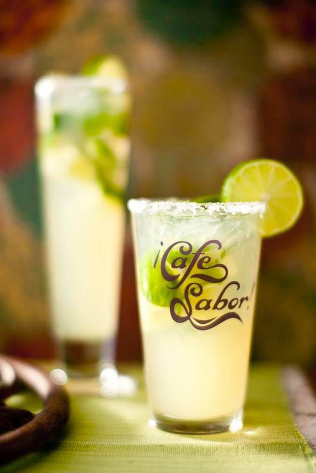 Lime Drink, Cafe Sabor, Layton, Davis County, Utah