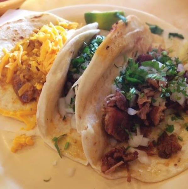 dish at Cafe Acapulco in Arlington, TX