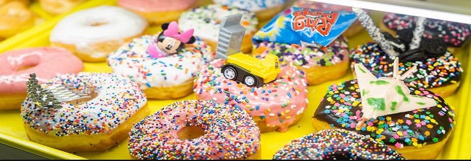 Cajun Donuts II in Garland, Texas banner