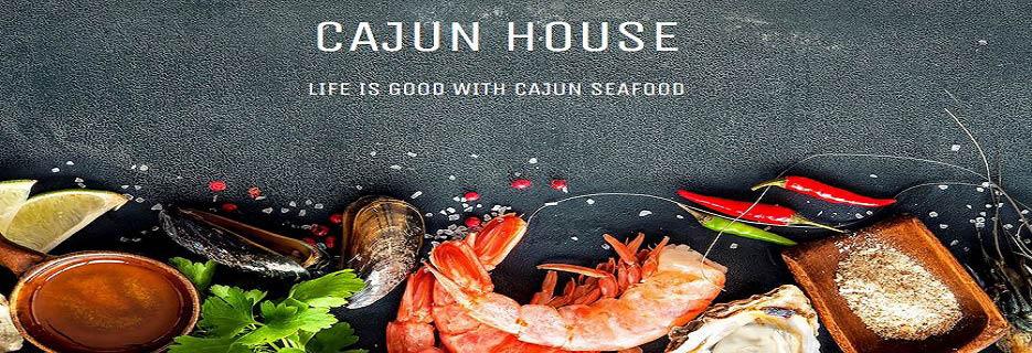 Cajun House in Summerville, SC Banner ad