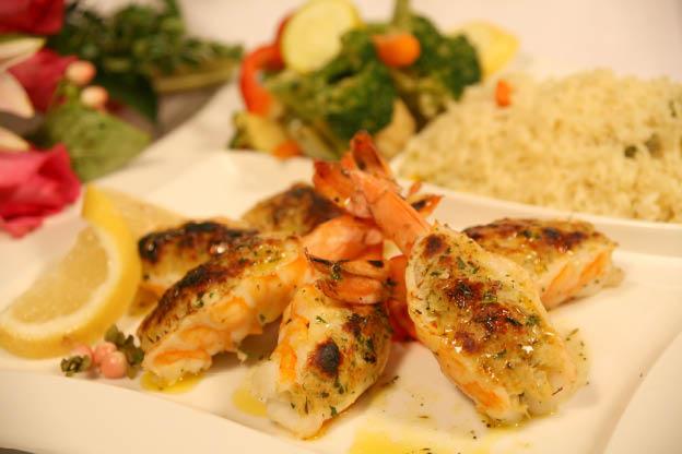 Cameron's Seafood Stuffed Shrimp