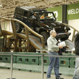 Camp Jeep at The Twin Cities Auto Show