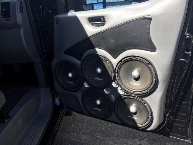 Car audio installation near Hampden, MA
