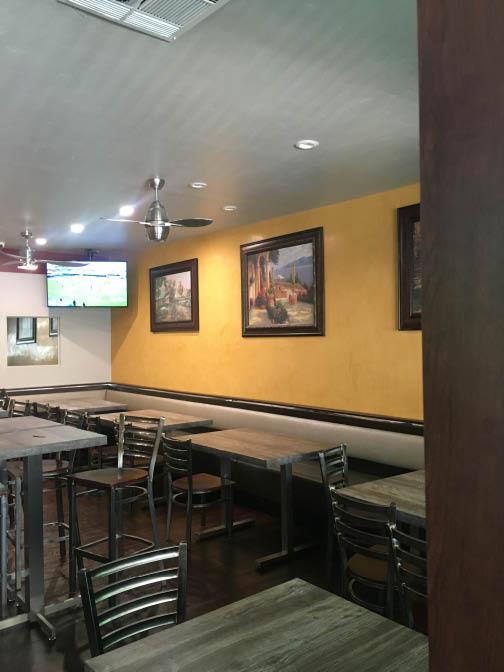Gourmet restaurants near Signal Hill