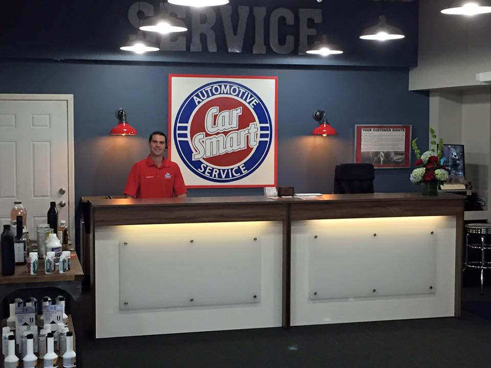 Excellent and friendly customer service at Car Smart Automotive Service in Sumner, WA