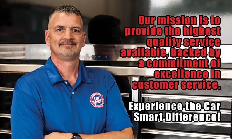 Car Smart Automotive Service Owner - Sumner, WA