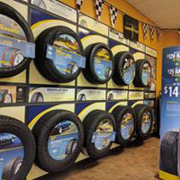 At Car 1 Tire & Auto you can expect: Knowledgeable, certified technicians, Speedy, on-the-spot service, Top-quality tires like Goodyear, Dunlop, and Kelly. Competitive prices, Services you need in terms you understand!