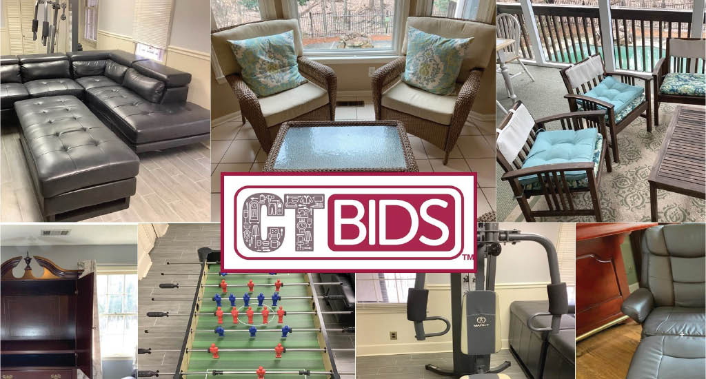 Estate sales and online auctions with CTBids from Caring Transitions of Tampa, FL - estate sales - online auctions - put some pizzazz in your home by buying home decor on line at our estate sales and online auctions
