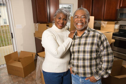 Helping seniors with downsizing - relocating seniors - senior relocation - relocation of seniors - downsizing seniors - Caring Transitions of Tampa, FL