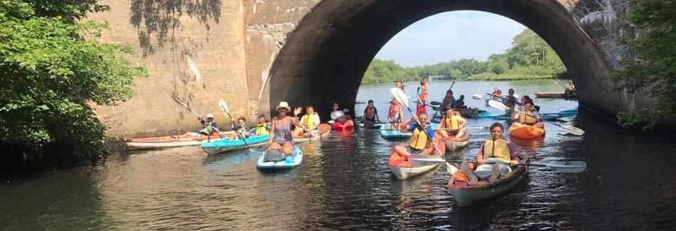 Carmans River Canoe & Kayak in Brookhaven, NY banner ad