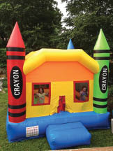 Bounce Houses available from Carousel Party and Event in Hopatcong NJ
