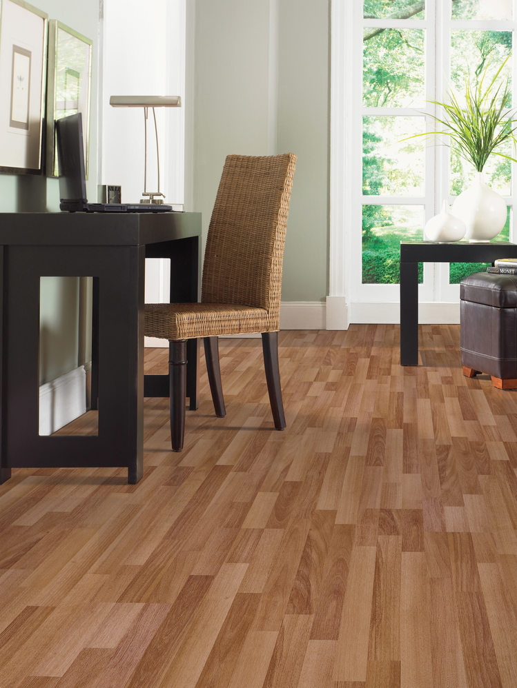 Upgrade your home with new laminate hardwood flooring from The Carpet Guys