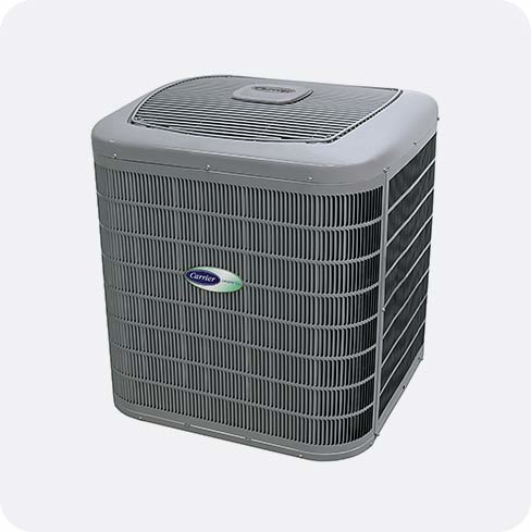 Carrier Air Conditioner from HomeWorks