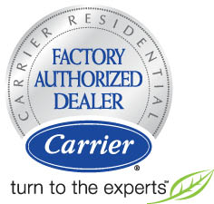 Carrier  Factory Authorized Dealer near me Air Conditioning Florida HVAC