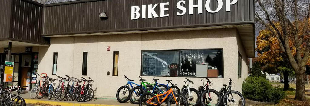 CARS Bike Shop in Mounds View, MN banner