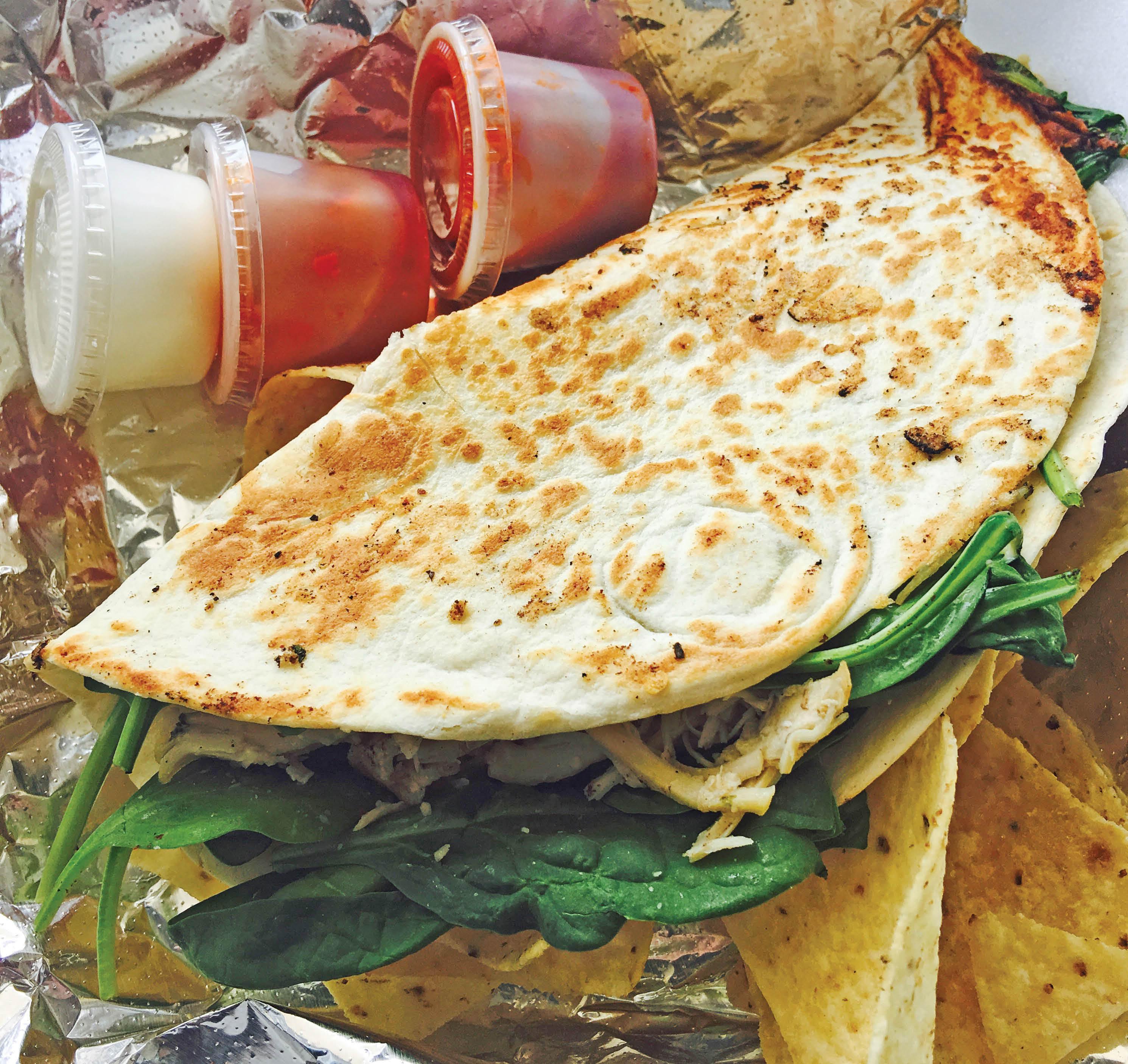 carvaso's mexican fusion restaurant and food truck waynesville ohio