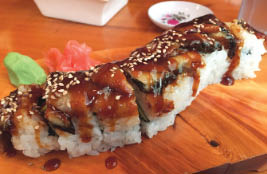 Japanese food near Central Los Angeles