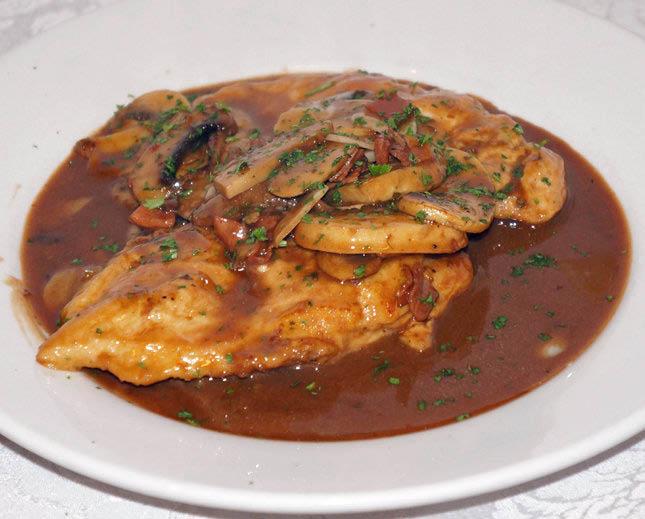 Chicken Balsamico from Casa de Pasta in Randolph NJ