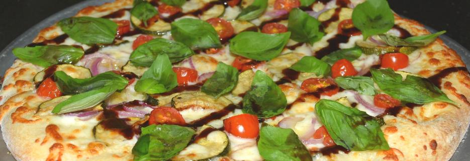 Cenario's Pizza in Fairfield, CA Italian Veggie Pizza banner image