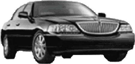 Professional and Corporate Drivers use Lincoln Town Cars to bring passengers to Newark and JFK Airports from Central New Jersey areas.