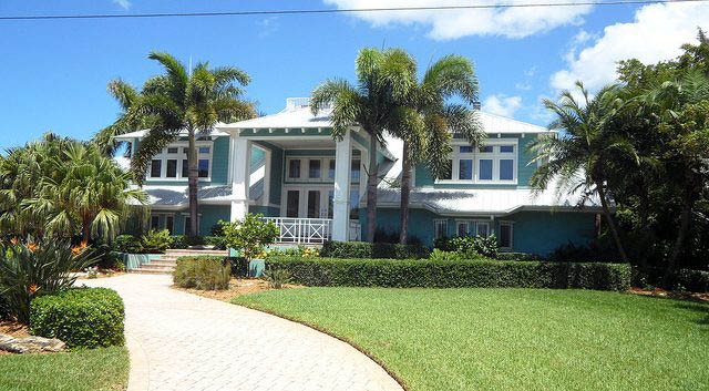 CertaPro Painters Residential paint renovation project in Cape Haze, FL