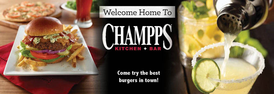 Champps Coupons Rochester NY Burgers Kitchen Bar