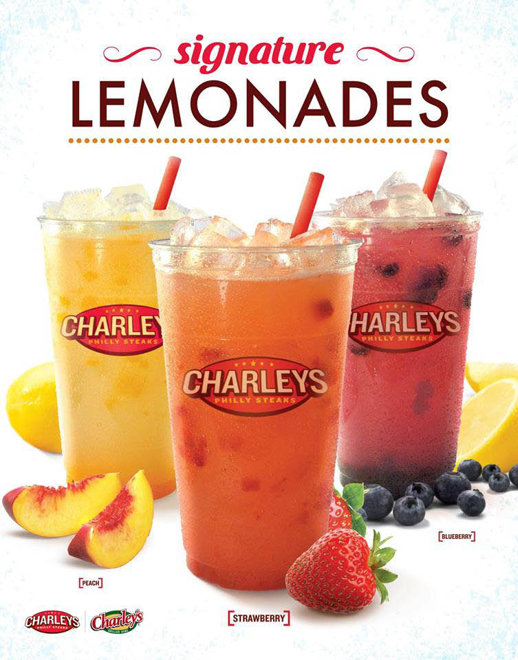 Charleys' Signature Lemonades near Castro Valley, CA