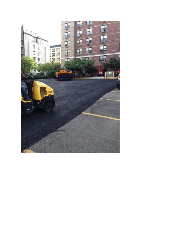 Paving of Parking lots from Charlie's Paving Inc. in Great Meadows NJ