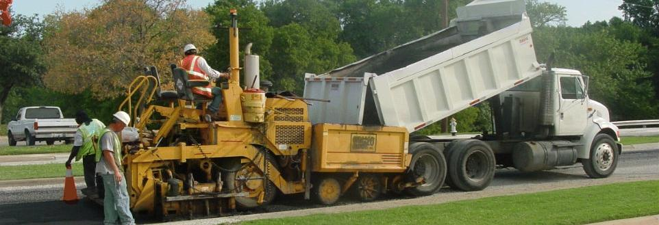 Paving by Charlie's Paving in Great Meadows NJ