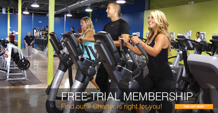 We offer a comfortable workout environment, state of the art equipment, and total convenience - for less!
