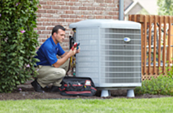 carrier heating system; Burchoil services southern maryland