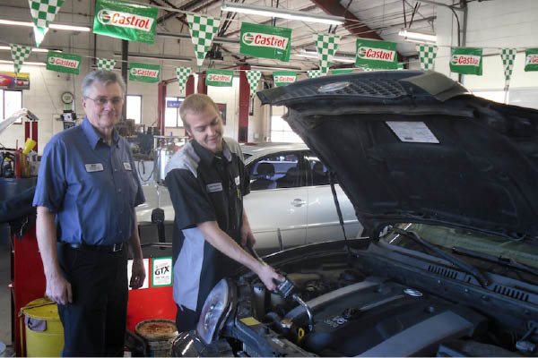 Ask our ASE Certified technicians your car care questions