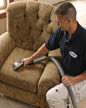 Upholstery cleaning available.