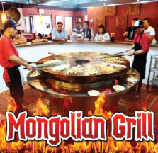 Get Mongolian BBQ in Bellefonte and Pleasant Gap