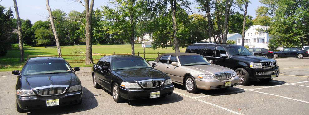 Limousine from Chester Limo in Chester, NJ