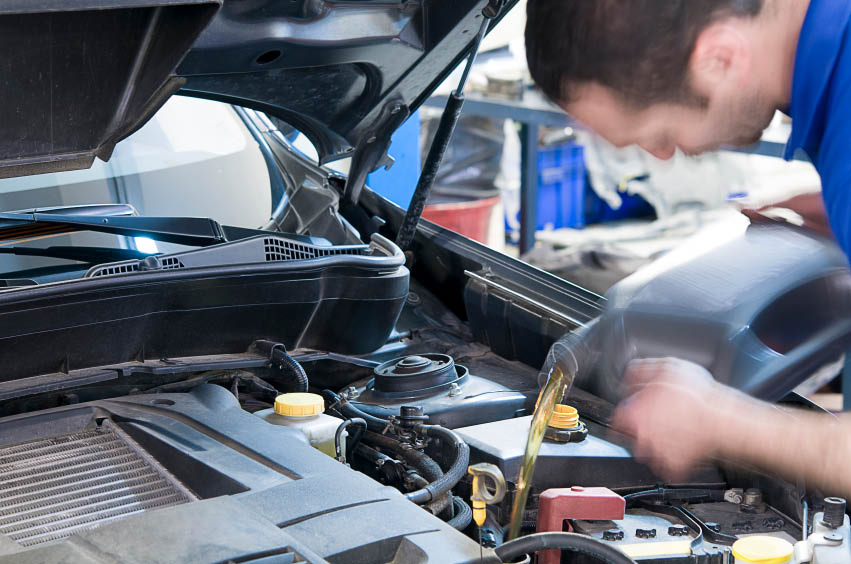 Fast oil changes done by the expert auto technicians in the Express Service Department of Chevrolet Buick GMC of Puyallup in Puyallup, Washington - oil changes near me - oil change coupons near me