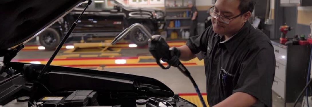 Chevrolet Buick GMC of Puyallup banner image - Puyallup, WA - Express Service Department