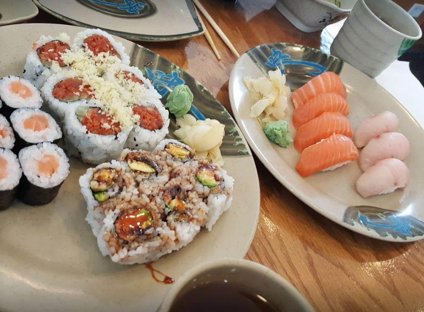 Chiba Japanese Restaurant is a cornerstone in the Darien community and has been recognized for its outstanding Sushi cuisine, excellent service and friendly staff.