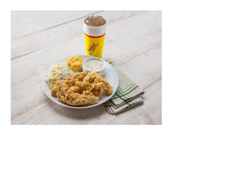 Best chicken meal with sides and beverage in Cedar Hill, TX