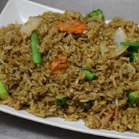 Fried Rice with protein or all veggie near Centerville, MN
