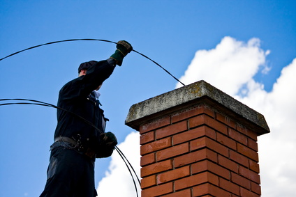Super Sweeps of Petaluma, CA offers chimney cleaning with no mess guaranteed